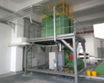 吴中密炼机加料系统
